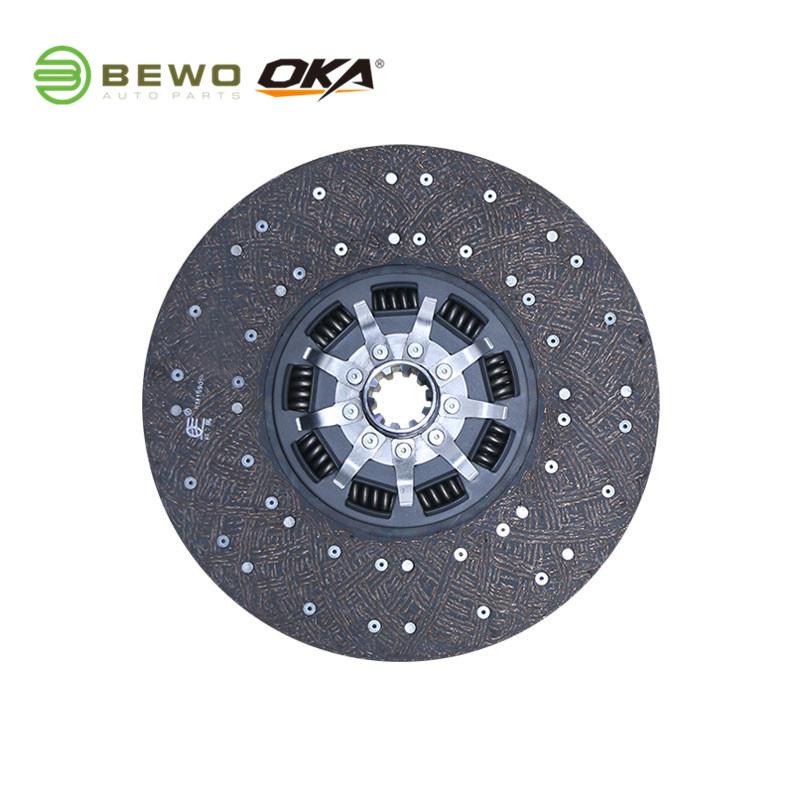 Высококачественный диск сцепления 380 мм Европа / диск сцепления для гусеницы для тяжелых условий эксплуатации / SACHS 1861494140