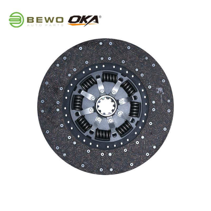 «Фрикционный материал сцепления 1862190105 Диск сцепления 400 мм для тяжелых гусениц; прямая сделка в Китае по самой низкой цене»
