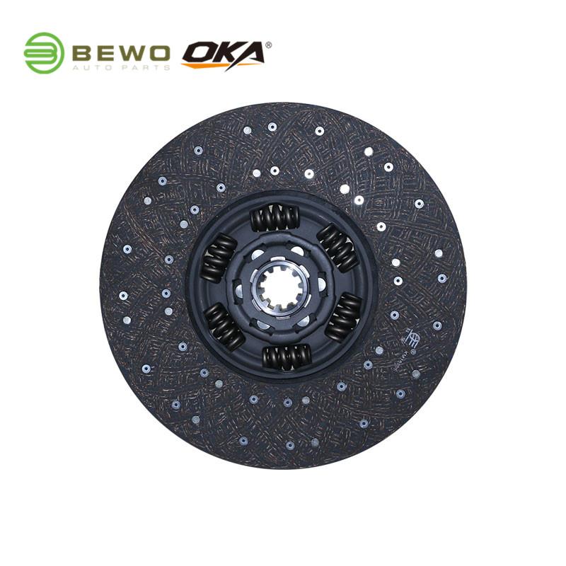 SACHS 1878001152 Диск сцепления для тяжелых грузовиков OKA / BEWO 380 мм для Sinotruck Man / BENZ Сделано в Китае
