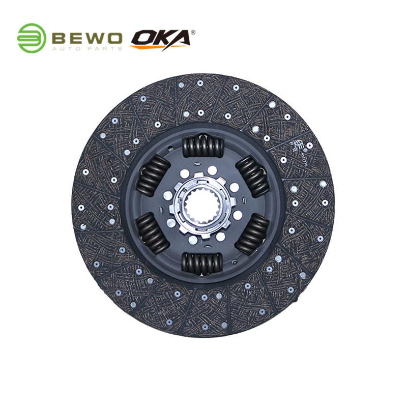 sachs 1878002024 Двойной диск сцепления для BENZ OM 541.923 MB 400MM 18N OKA / BEWO TWIN DISC CLUTCH
