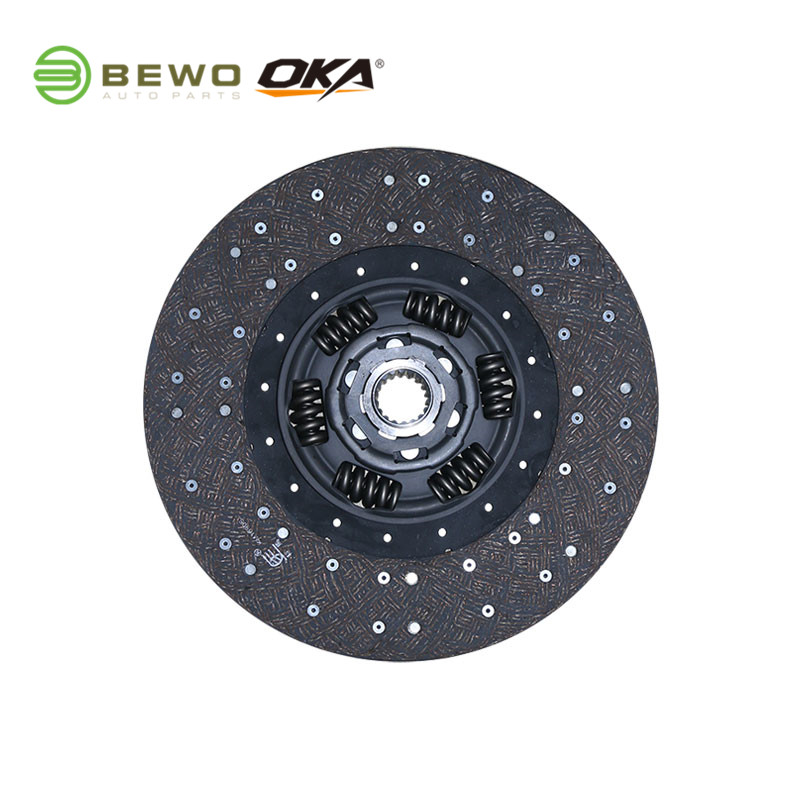 Горячий продавать диск сцепления для тяжелых грузовиков OKA / BEWO SACHS 1878004232 395 мм для BENZ ATEGO AXOR 3400000353 с низкой ценой