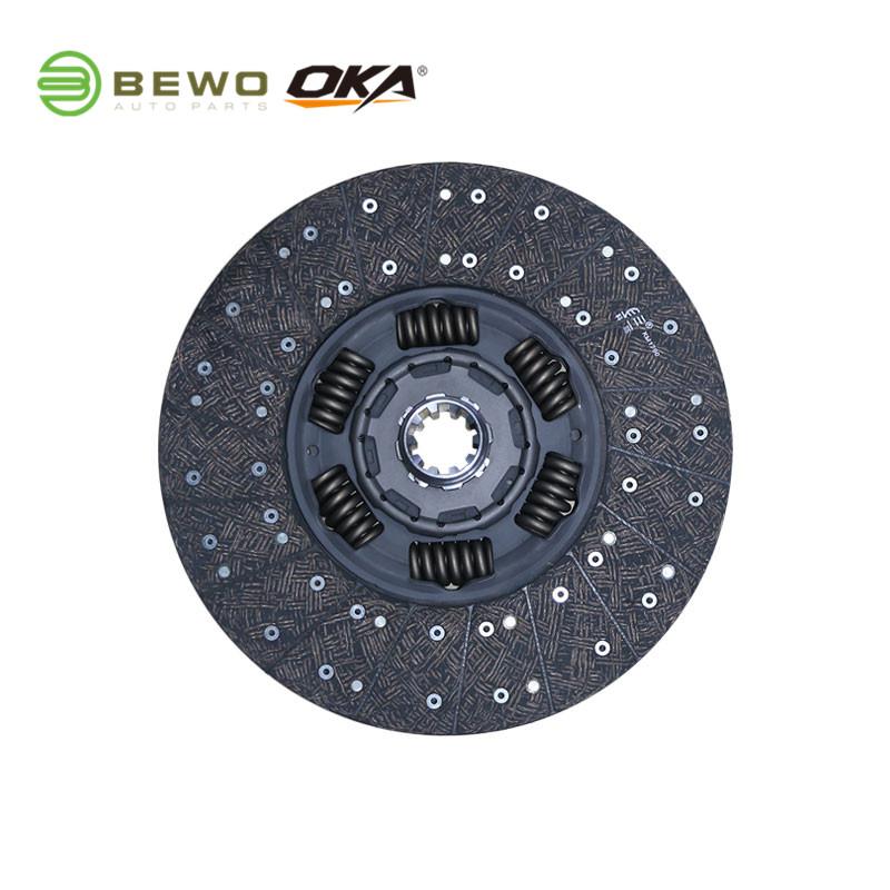 SACHS 1878004573 Совершенно новый диск сцепления для тяжелых грузовиков OKA / BEWO 430 мм для DAF 1663220 / HINO 31250-E0A80 с высоким качеством