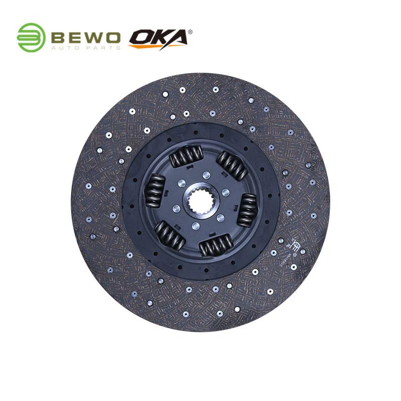 Диск сцепления SACHS 1878023931 Professional OKA / BEWO Heavy Duty Truck 395Mm Для китайского производителя SCANIA