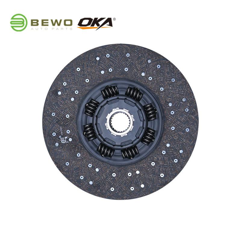 Диск сцепления для тяжелых грузовиков SACHS 1878043231 OKA / BEWO 400 мм для SCANIA 3 4 Сделано в Китае