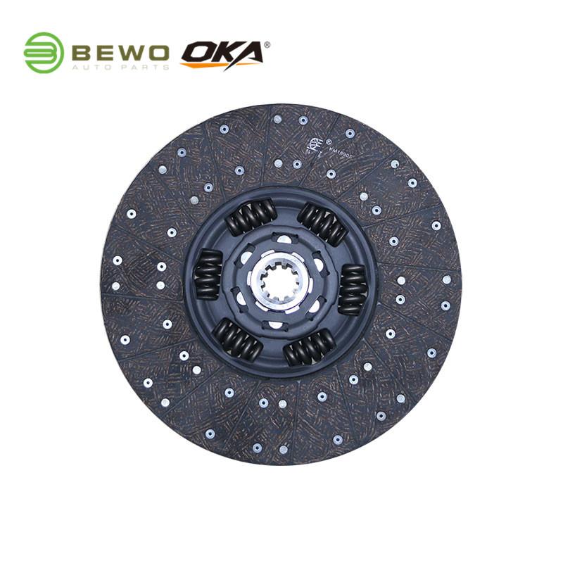 SACHS 1878079331 Горячий продавать диск сцепления для тяжелых грузовиков OKA / BEWO 362 мм для DAF / MAN TGL / IVECO EUROCARGO с низкой ценой