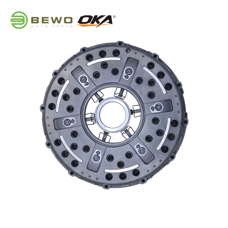Крышка сцепления SACHS 1882600126 420MM нового дизайна OKA / BEWO сверхмощная для MAN / BENZ с КАЧЕСТВОМ OEM