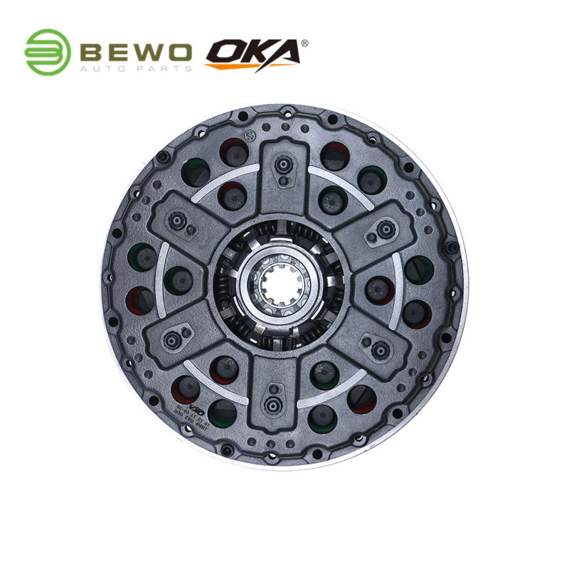 Горячая продажа крышки сцепления для тяжелых грузовиков OKA / BEWO SACHS 1888042009 380 мм для BENZ с низкой ценой