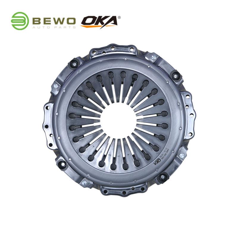 Нажимной диск OKA / BEWO Heavy Duty Truck Clutch Cover SACHS 3482083039 430MM Для DAF / RENAULT / SCANIA Сделано в Китае