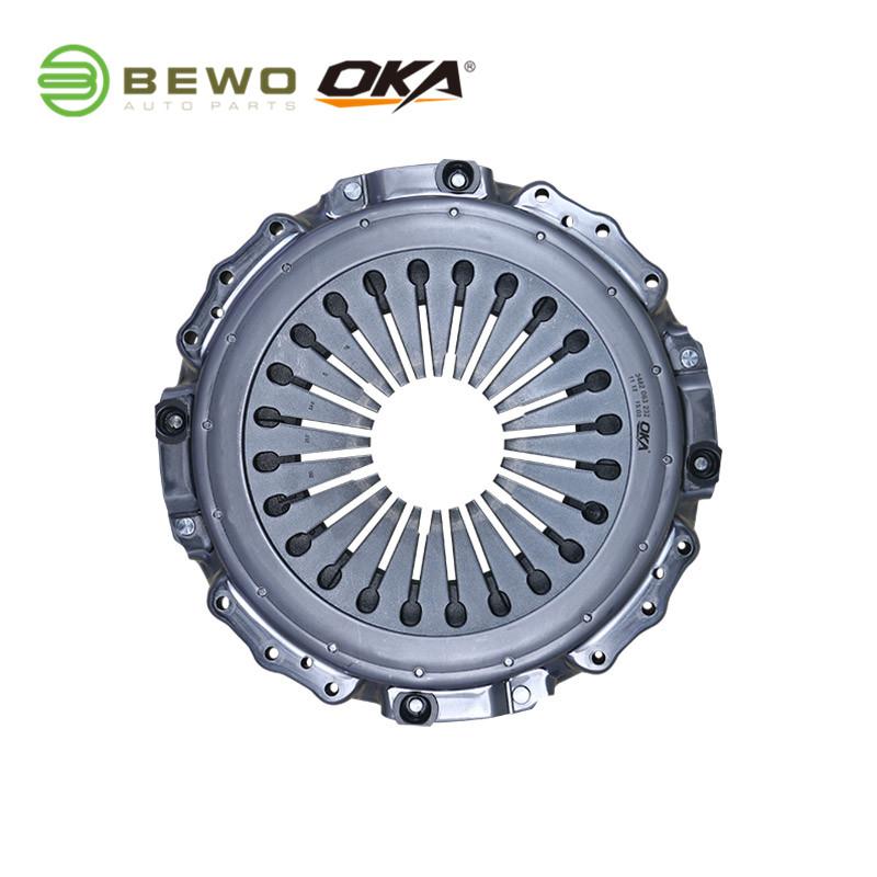 Новый дизайн крышки сцепления для тяжелых грузовиков OKA / BEWO SACHS 3482123234 430 мм с отличной ценой