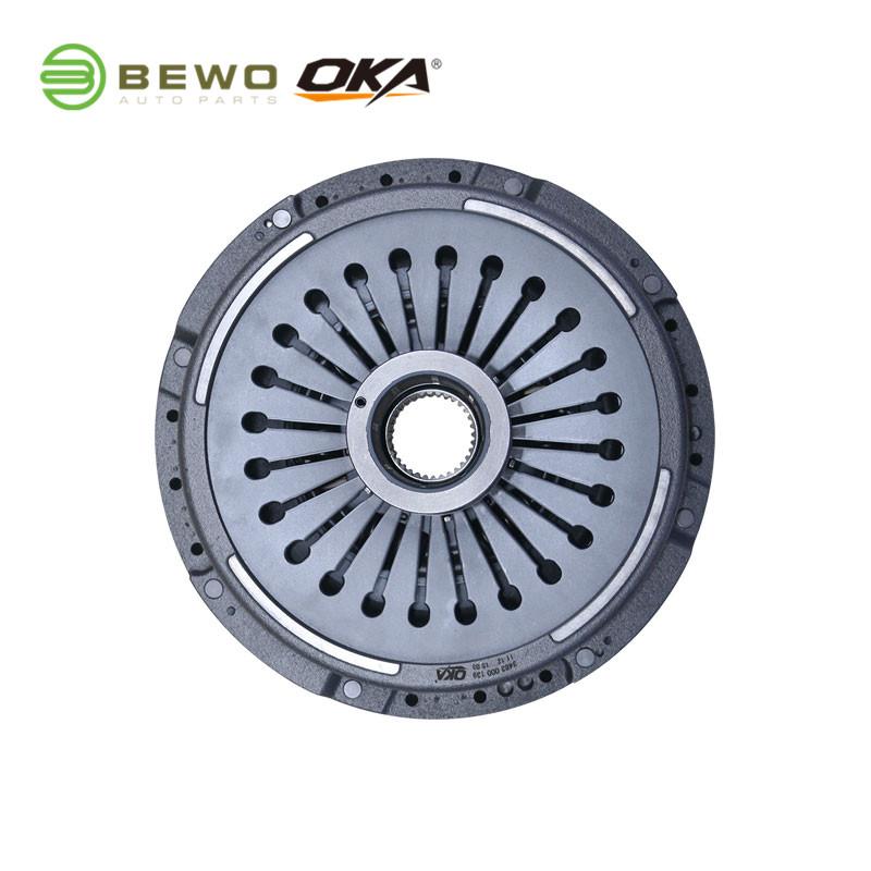 Нажимной диск OKA / BEWO Heavy Duty Truck Clutch Cover SACHS 3483000139 430MM For BENZ Сделано в Китае