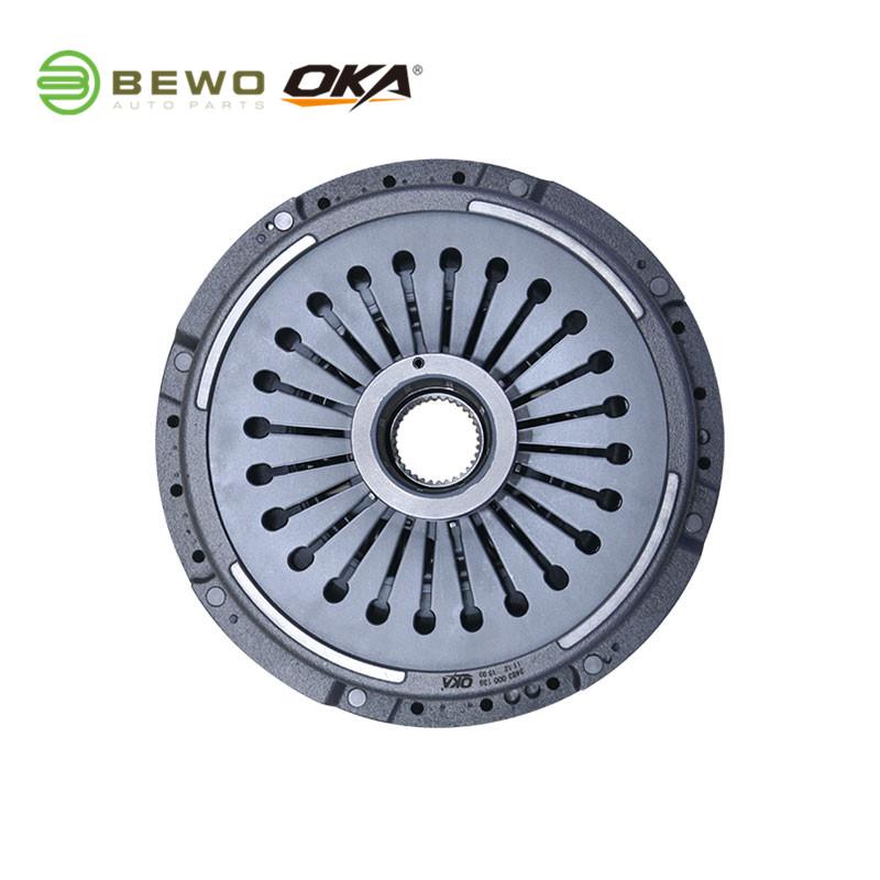 прижимной диск SACHS 3483000139 OKA / BEWO Крышка сцепления для тяжелых грузовиков 430 мм для BENZ ACTROS AXOR ATEGO Сделано в Китае