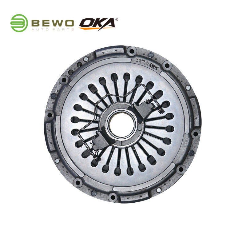 SACHS 3483027332 Комплект сцепления для тяжелых грузовиков OKA / BEWO 380 мм для VOLVO FH MH 20569143 3192206 по самой низкой цене